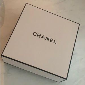 New Chanel box
